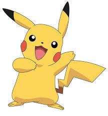 foto pokemon pikachu label voor hergebruik jul16